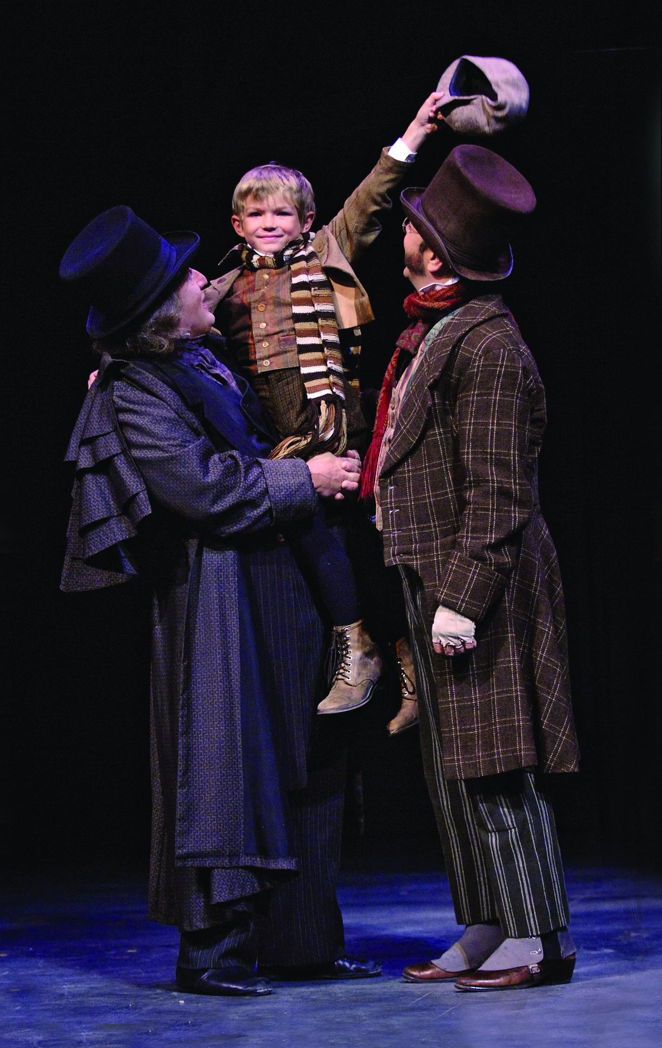 A Christmas Carol Kansas City Young Audiences School & Community ...